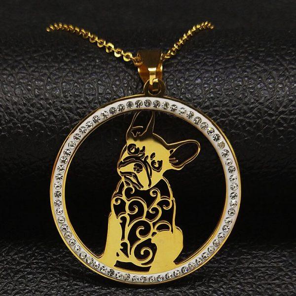 french bulldog jewelry