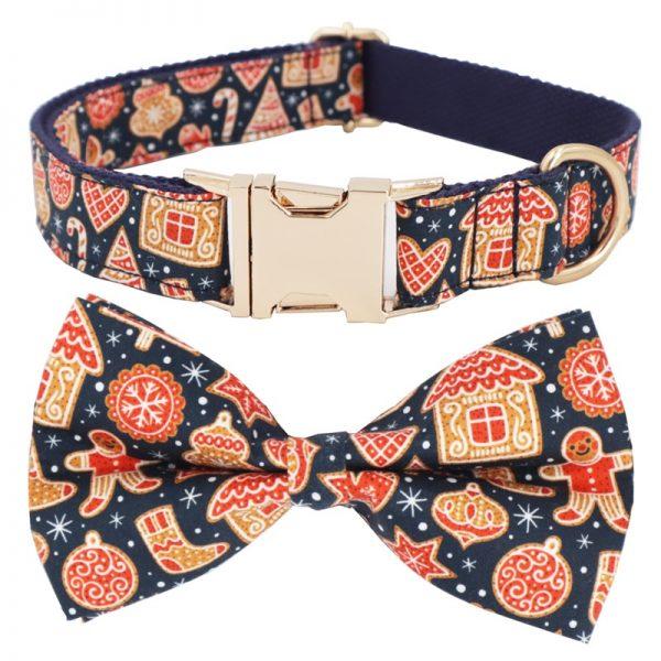 christmas collar for dog