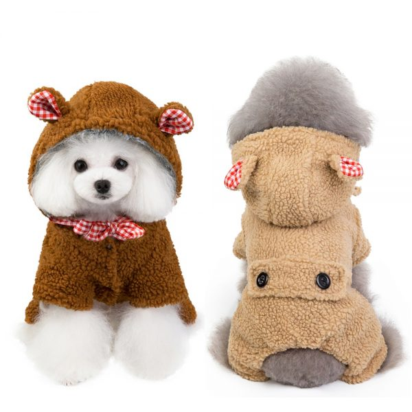 small dog jumpsuits